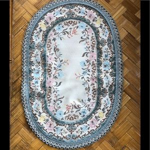 Vintage Accents - Belgium tapestry table mat